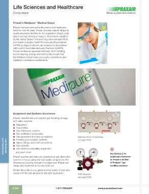 Page 229 - Praxair - Specialty Gases and Equipment Reference